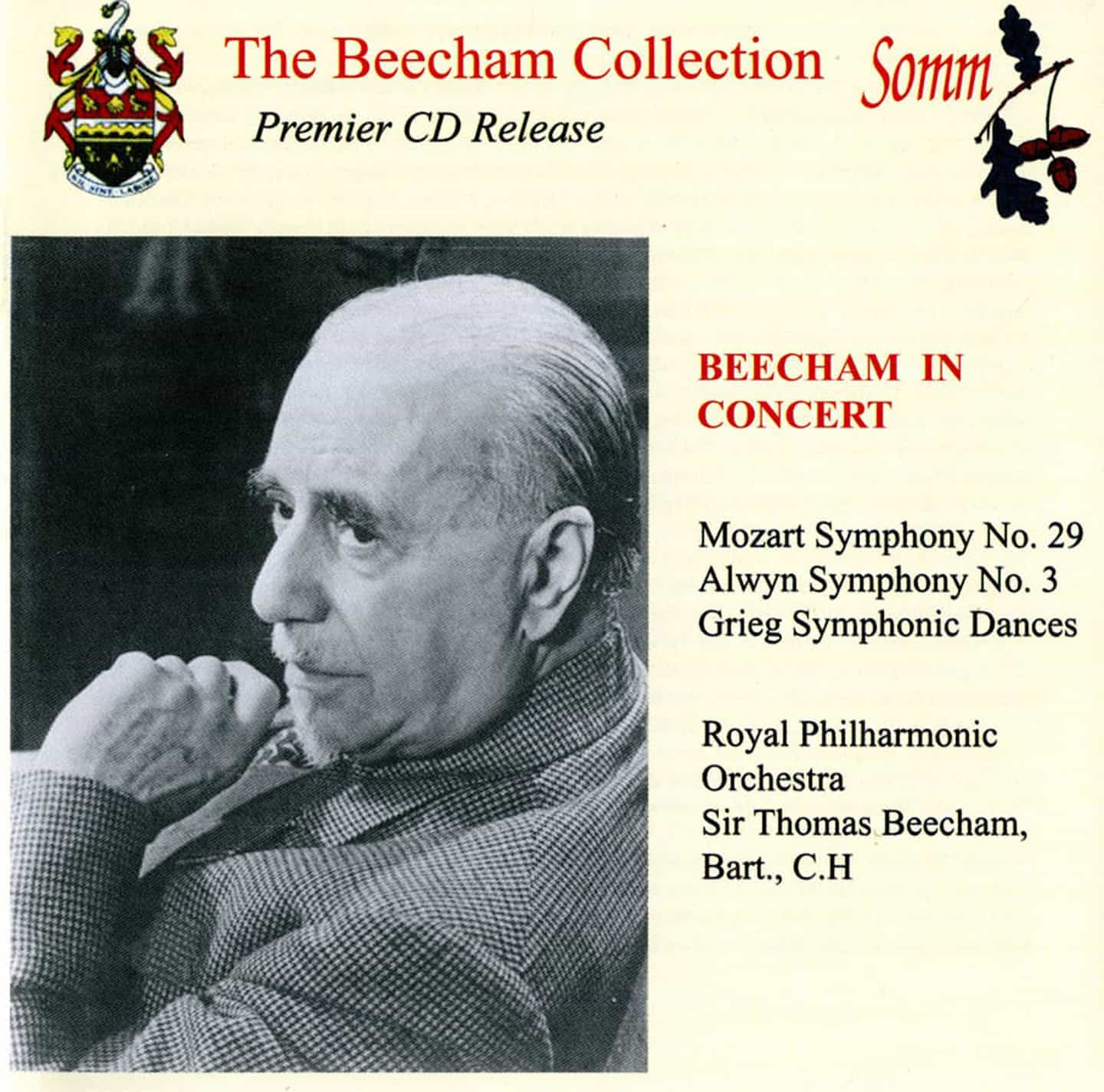 The Beecham Collection: Beecham in Concert