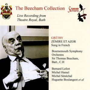 SOMM-BEECHAM 30-2
