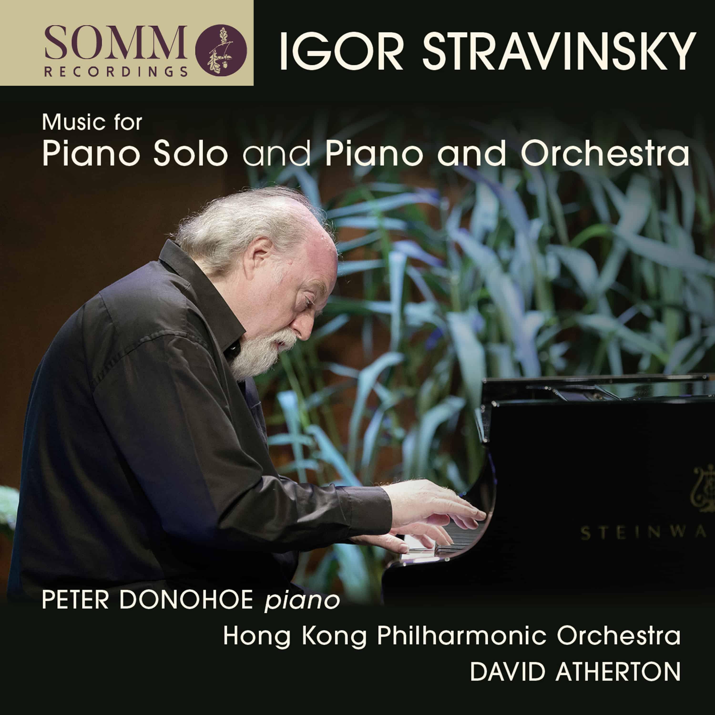 Peter Donohoe Igor Stravinsky