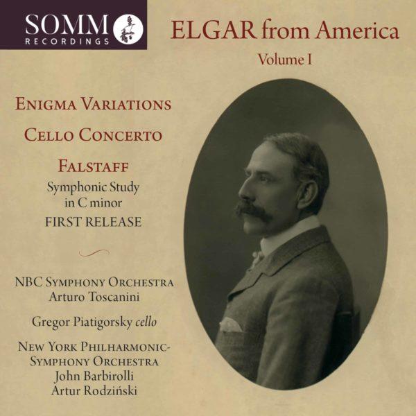 Elgar from America