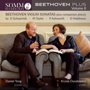 Beethoven Plus, Volume II cover