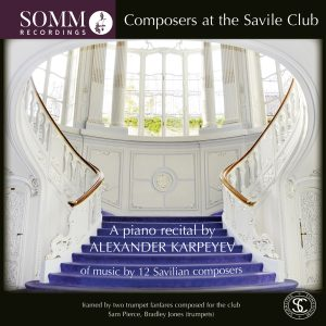 Composers at the Seville Club