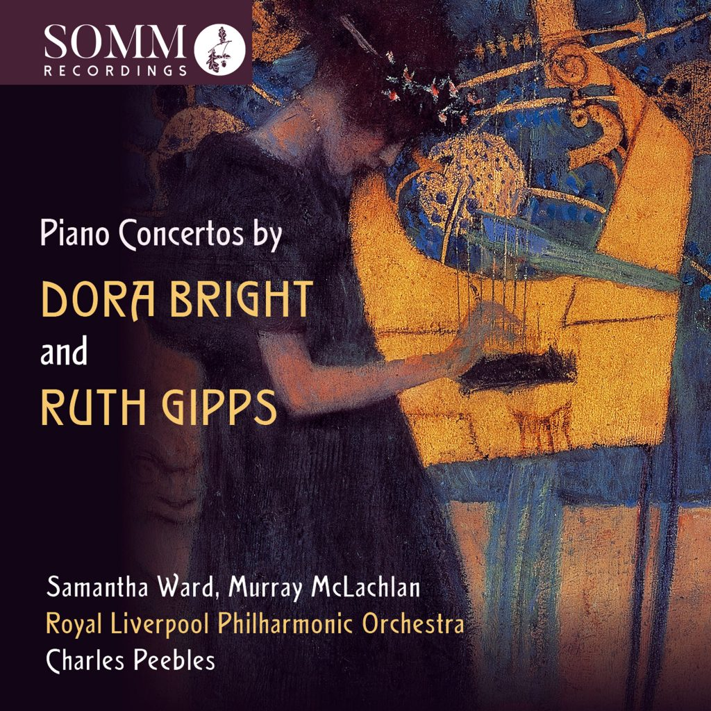 Piano Concertos by Dora Bright and Ruth Gipps