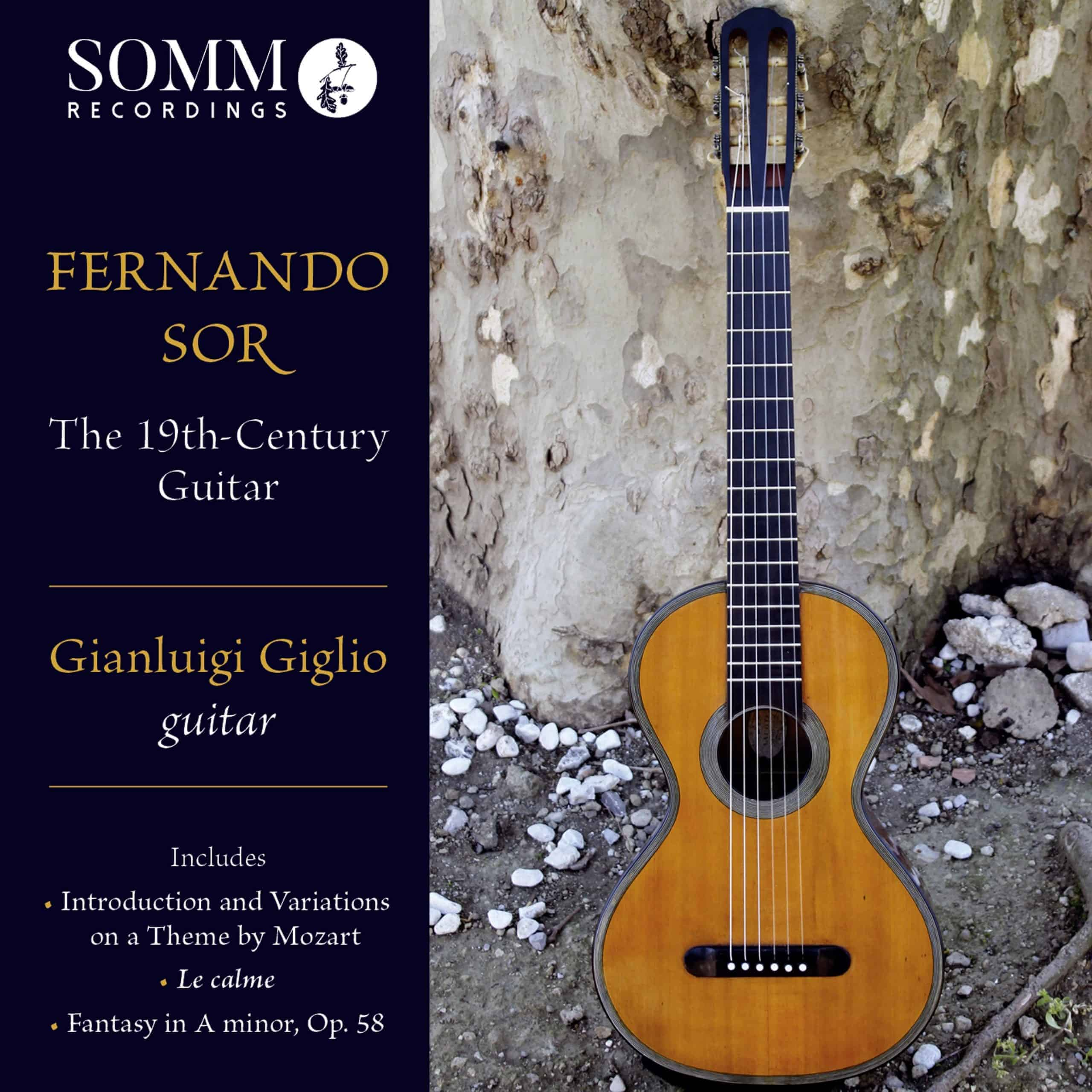 Fernando Sor: The 19th-Century Guitar