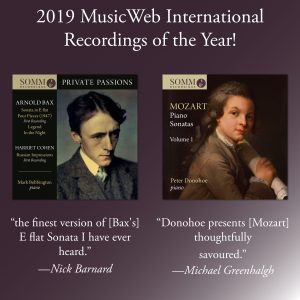 SOMM 2019 MusicWeb Recordings of the Year