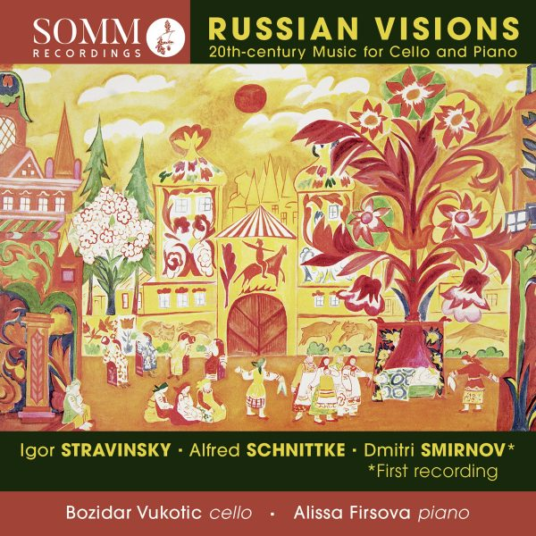 Russian Visions cover