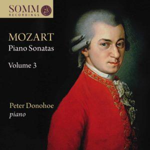 Wolgang Amadeus Mozart: Piano Sonatas, Volume 3