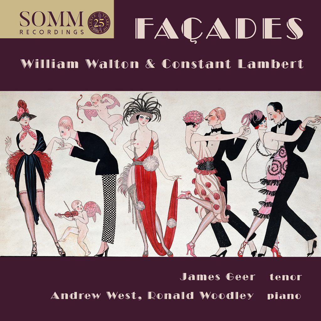 Facades: Music by William Walton and Constant Lambert