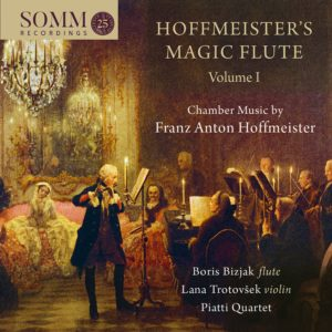 Hoffmeister's Magic Flute, Volume I