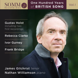 One Hundred Years of British Song