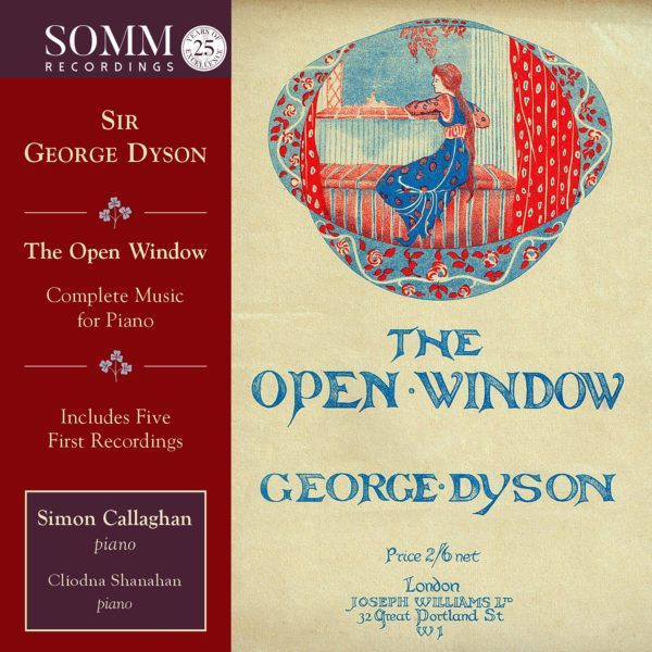 George Dyson The Open Window