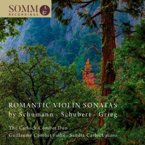 Romantic Violin Sonatas