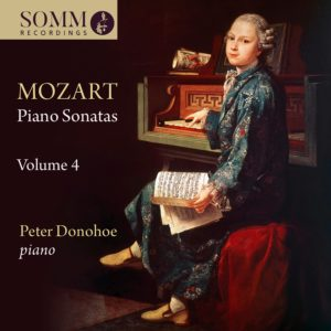 Mozart: Piano Sonatas, Vol. 4