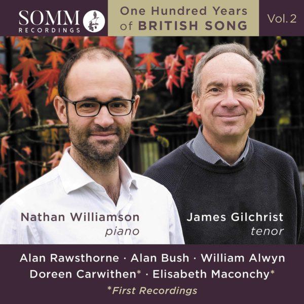 One Hundred Years of British Song, Volume II